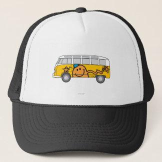 De Bus van het kietelend gevoel Trucker Pet