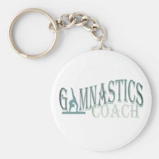De bus zeer belangrijke ketting van de gymnastiek sleutelhanger