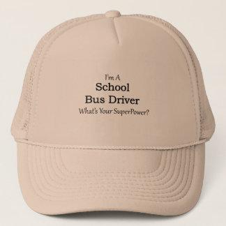 De Buschauffeur van de school Trucker Pet