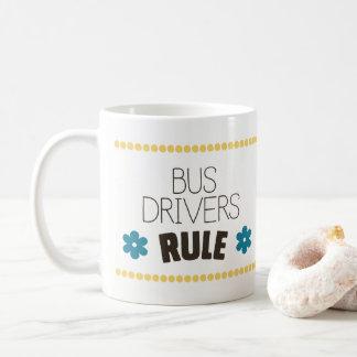 De Buschauffeurs beslissen Koffiemok
