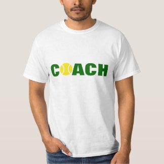 De bust-shirt van het tennis t shirt