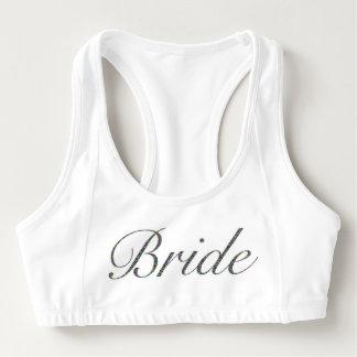 De Bustehouder van de Sporten van de bruid Sport BH