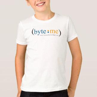 De Byte van het kind me overhemd T Shirt