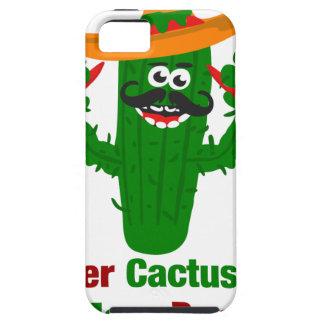 De Cactus van de peper zegt Meer Peper eet Tough iPhone 5 Hoesje