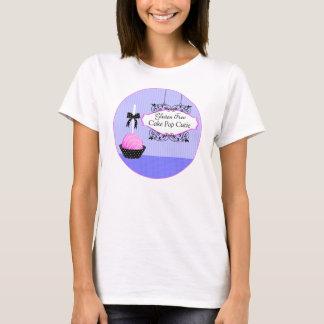 De cake knalt Van de Bedrijfs douane van Desserts T Shirt