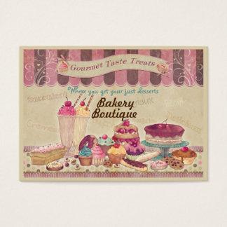 De Cakes van de Boutique van de bakkerij & het Visitekaartjes