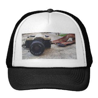 De Camera van de Film van Nikon Trucker Cap