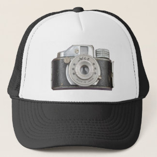 De Camera van de klap Trucker Pet