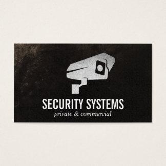 De Camera van de veiligheid Visitekaartjes