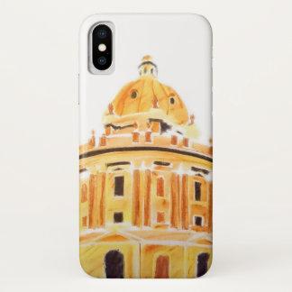 De Camera van Radcliffe, de Kleur van het Potlood iPhone X Hoesje