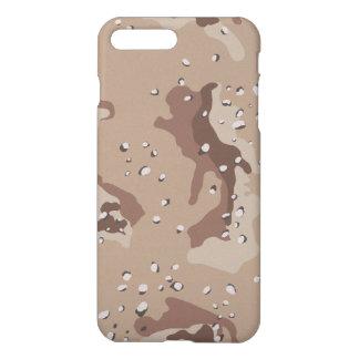 De Camouflage van de woestijn iPhone 8/7 Plus Hoesje