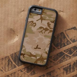 De Camouflage van het Zand van de woestijn Tough Xtreme iPhone 6 Hoesje