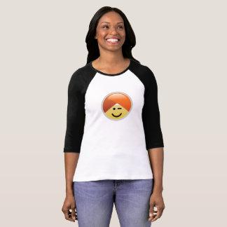De campagne Guru knipoogt de T-shirt van Emoji van