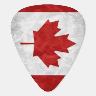 De Canadese Oogst van de Gitaar Grunge Plectrum