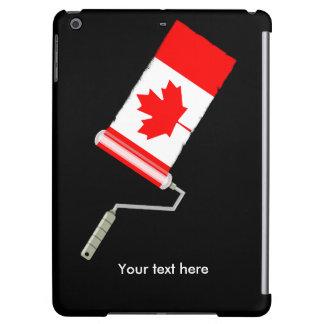 De Canadese Rol van de Verf van de Vlag