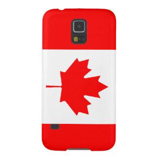 De Canadese Samenhang van de Melkweg van Samsung v Galaxy S5 Hoesje