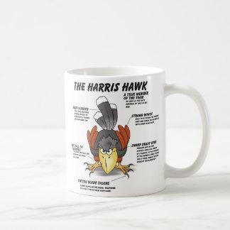 De Cartoon van de Havik van Harris Koffiemok