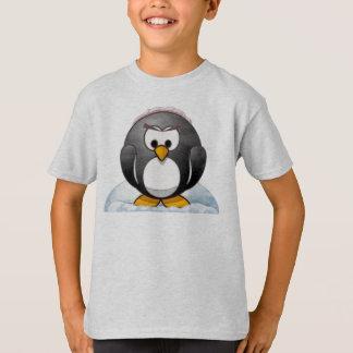 De Cartoon van de Pinguïn van Icey T Shirt