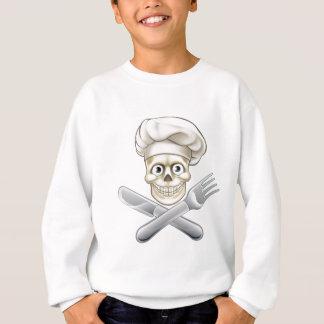 De Cartoon van de Piraat van de Chef-kok van de Trui