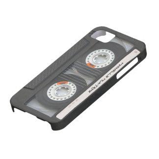 De Cassette Mixtape van de douane Barely There iPhone 5 Hoesje