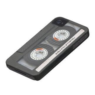 De Cassette Mixtape van de douane iPhone 4 Hoesje