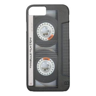 De Cassette Mixtape van de douane iPhone 8/7 Hoesje