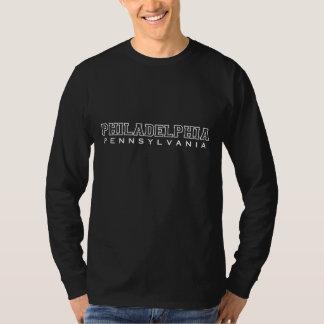 De casual stijl grafisch t-shirt van PHILADELPHIA
