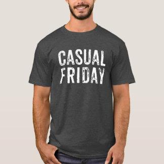 De casual T-shirt van het Mannen van de Vrijdag
