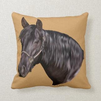 De $ce-andalusisch Druk van de Kunst van het Paard Sierkussen