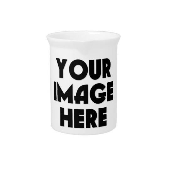 De Ceramische Waterkruik van de douane Drank Pitchers