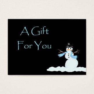 De Certificaten van de Kaart van de Gift van