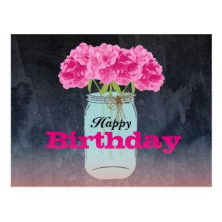 De charmante Groeten van de Verjaardag van het Briefkaart