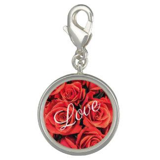 De Charme van de Liefde van rozen Foto Charm