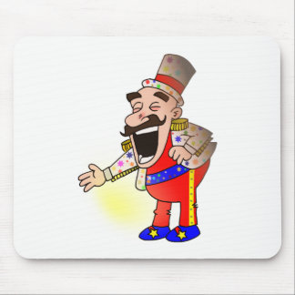 De Chef-kok van het circus Muismat