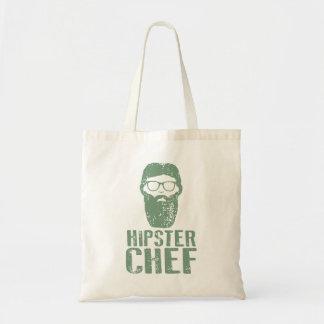 De Chef-kok van Hipster Draagtas