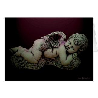 De Cherubijn van de slaap Kaart
