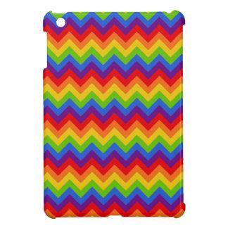 De Chevron van de regenboog Hoesje Voor iPad Mini