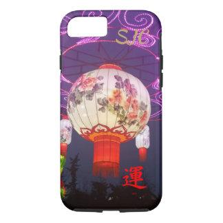 DE CHINESE LANTAARN VAN NIEUWJAREN iPhone 8/7 HOESJE