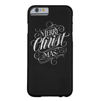 De Christelijke Kalligrafie van het Bord van Barely There iPhone 6 Hoesje
