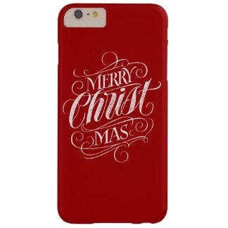 De Christelijke Kalligrafie van het Bord van Barely There iPhone 6 Plus Hoesje