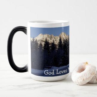 De Christelijke Mok van Grand Teton