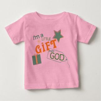 De Christelijke t-shirt van het baby - Weinig Gift