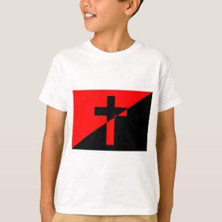 De Christelijke Vlag van het Christendom van de T Shirt