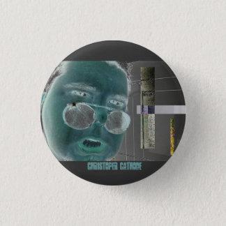 De cirkel Aangepaste knoop van Chris Cathode - Ronde Button 3,2 Cm