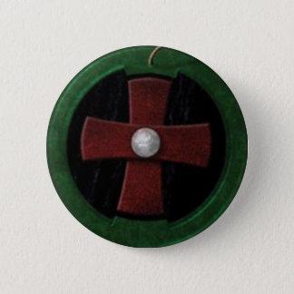 De cirkel ronde button 5,7 cm