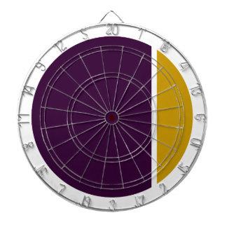 de cirkels van de kleurenverbrijzeling dartborden
