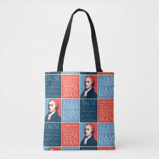 De Citaten van Alexander Hamilton Draagtas