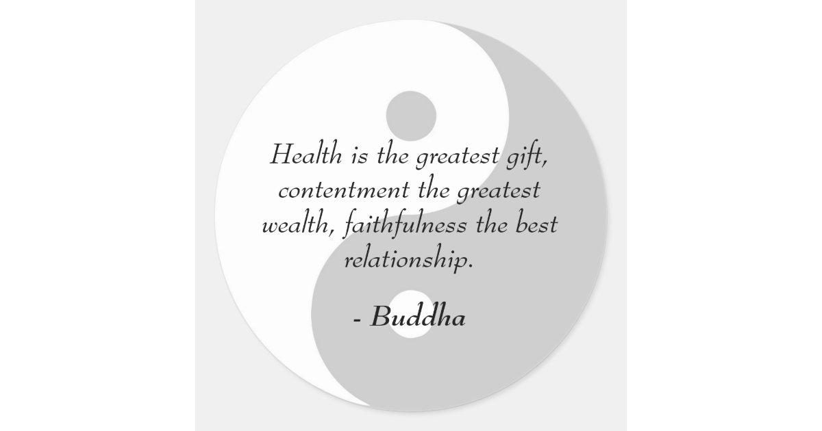 Citaten Over Gezondheid : De citaten van boedha gezondheid tevredenheid ronde