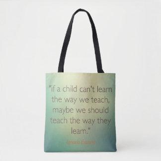 De citaten van het Onderwijs van zakken Draagtas