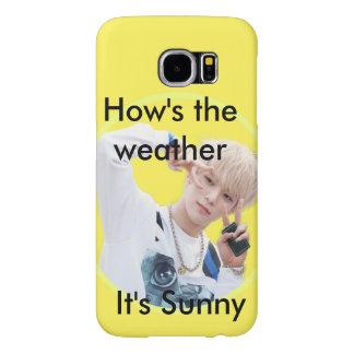 De Clichéuitdrukking van Minnie Samsung Galaxy S6 Hoesje